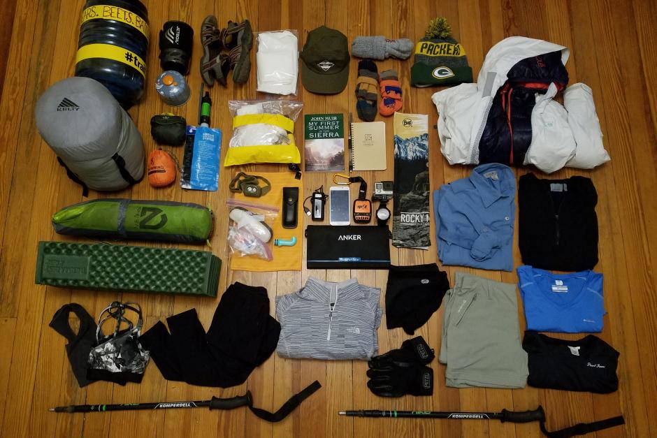 산과 탐험 – JOHN MUIR TAIL 편 – 2부