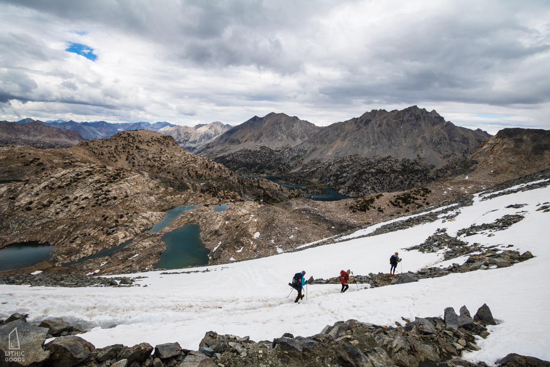 산과 탐험 – John Muir Trail 편