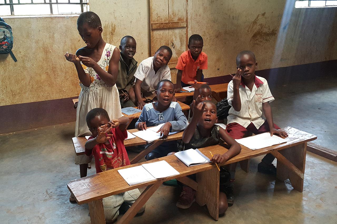 우간다 장애선교