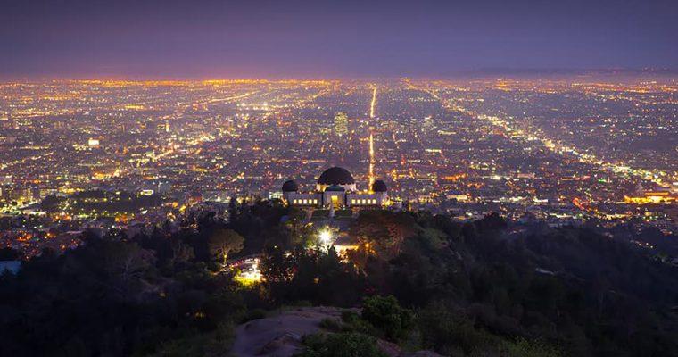 산과 탐험 – 나의 그리피스 파크