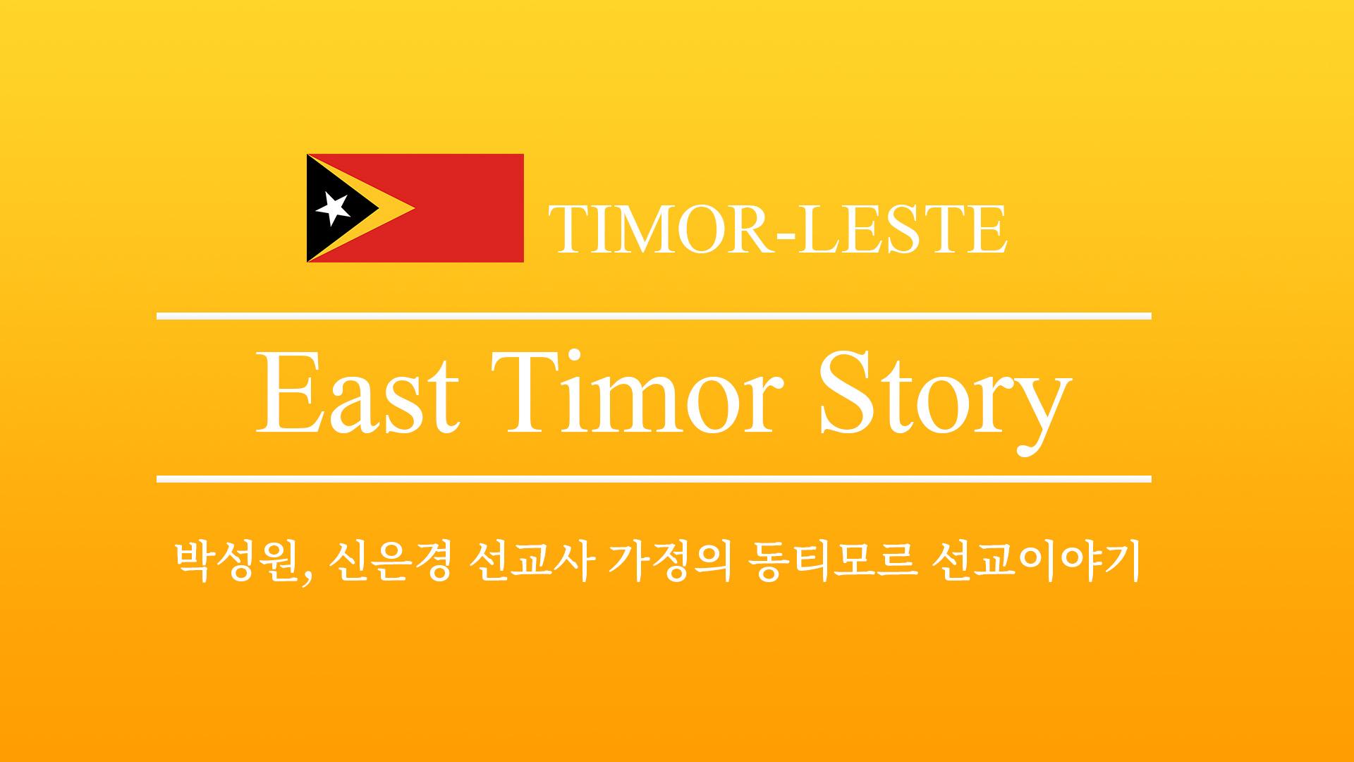 East Timor Story