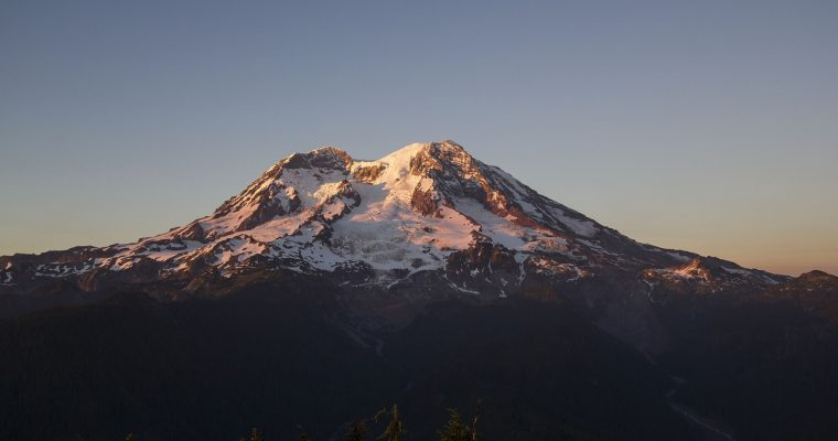 Mt. Rainier – Part 1.