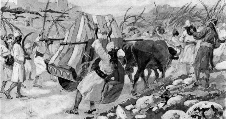 능력의 수요강해 삼상07 – 이스라엘로 돌아오는 언약궤