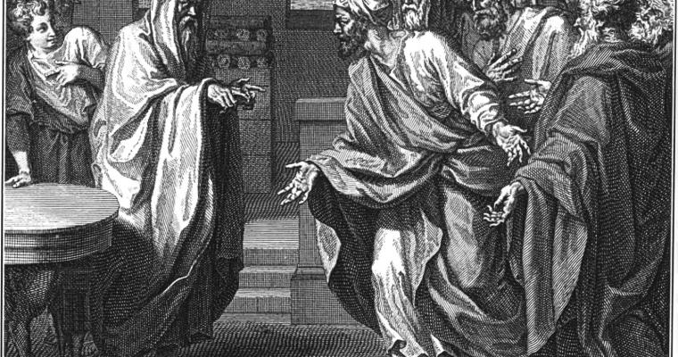 능력의 수요강해 삼상09 – 이스라엘 왕을 요구하는 백성들