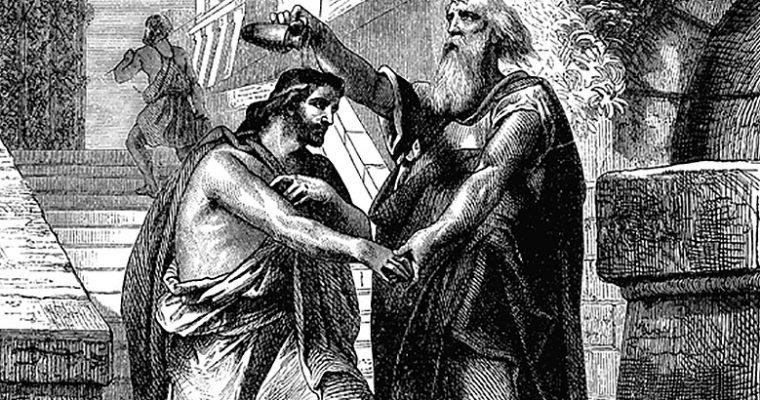 능력의 수요강해 삼상10 – 사울, 이스라엘 왕이 되다