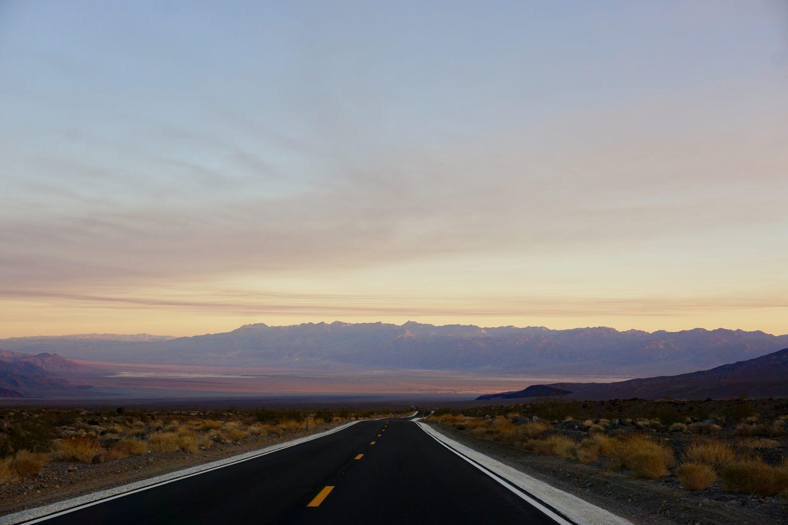 여행 스케치 – Death Valley