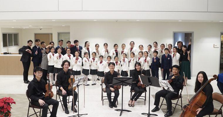 은혜 아니면 Young Angels Youth Orchestra of Los Angeles